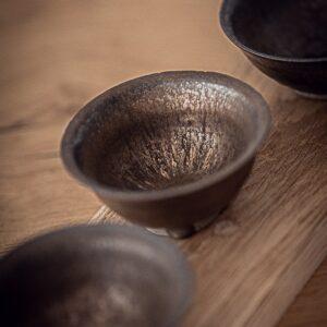 Bol à thé noir